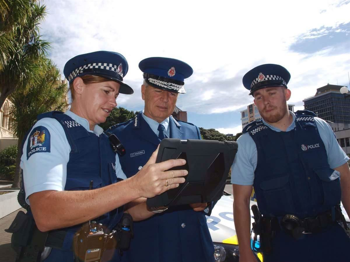 New Zealand frontline police get Apple iDevices