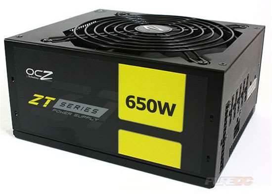 OCZ's ZT Series 650W PSU - a great little PSU