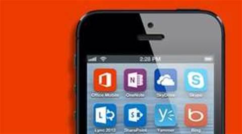 Microsoft Office lands on iPhone