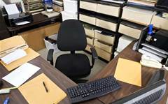 Is your desk too low?