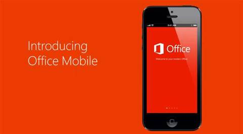 Microsoft's new Office Mobile app for iPhone looks handy, but there's a catch