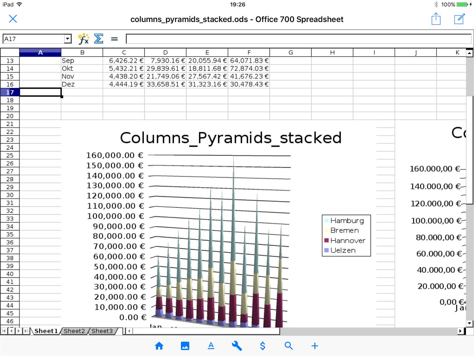 OpenOffice comes to the iPad (unofficially)