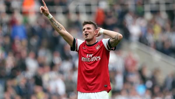 Arsenal thrash Indonesian All Stars