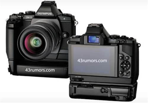 Olympus OM-D photos spotted