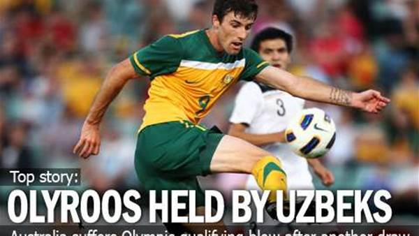 Another Scoreless Draw For Olyroos