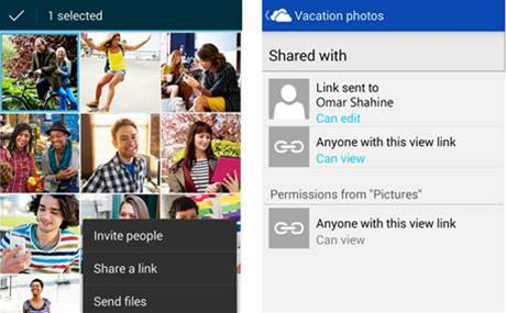 OneDrive update brings slew of new features