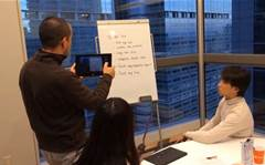 Microsoft OneNote's clever trick lets you copy everything on a whiteboard