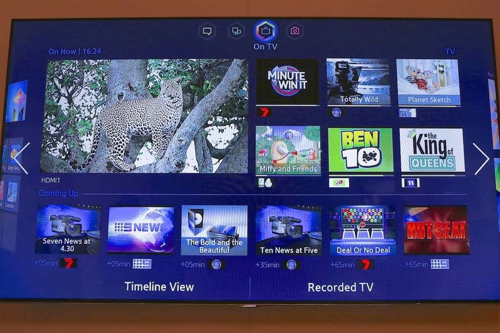 Australia first in world to launch Samsung's On TV service
