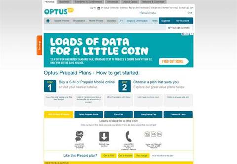 Deal spotted: Optus releases $2-a-day prepaid offer for unlimited calls