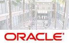 Oracle sales down, stock falls