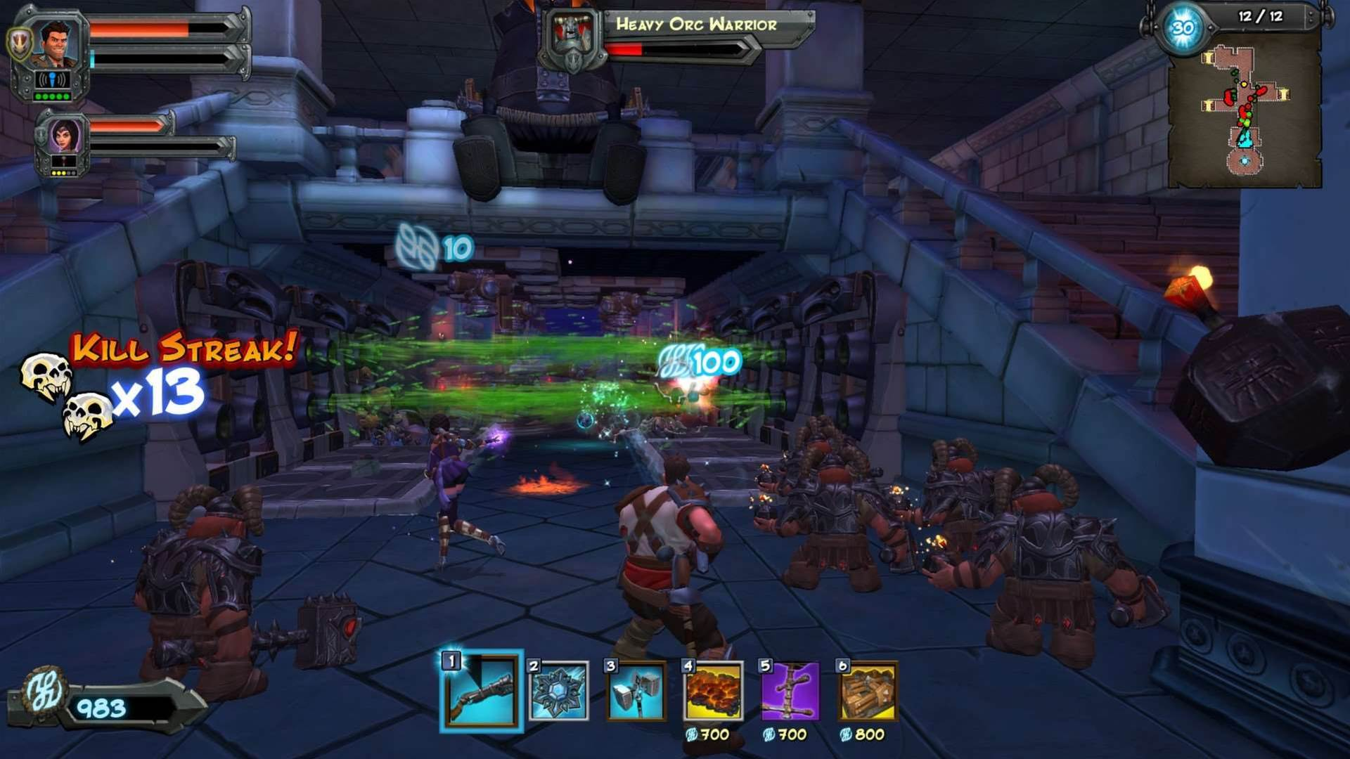 Review: Orcs Must Die 2