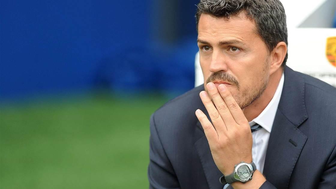 Garcia relaxed over Osasuna interest