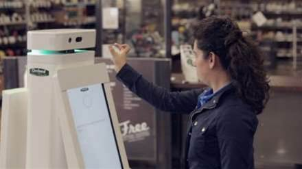 Retail robots assist shoppers at US hardware chain Lowe's