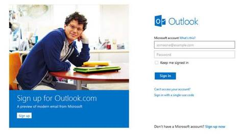 Microsoft reveals Outlook.com