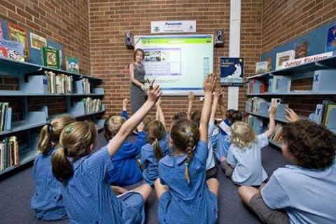 Google unveils tap-to-setup tablets for teachers