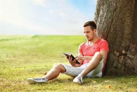 Sydney park users get free wi-fi