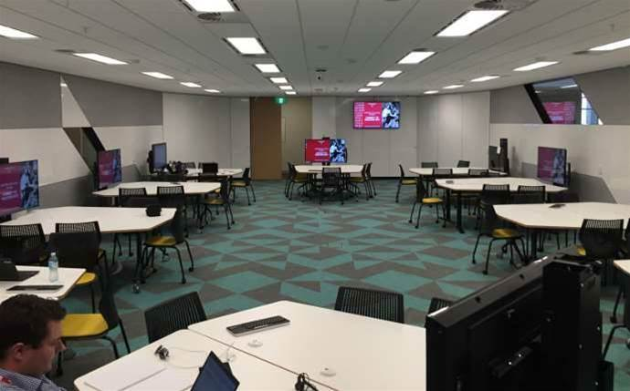 Western Sydney Uni equips new campus with cutting-edge A/V