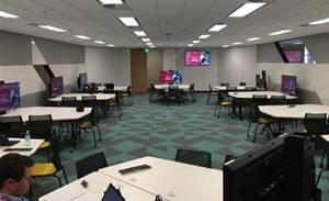 Western Sydney Uni equips new campus with cutting-edge A/V