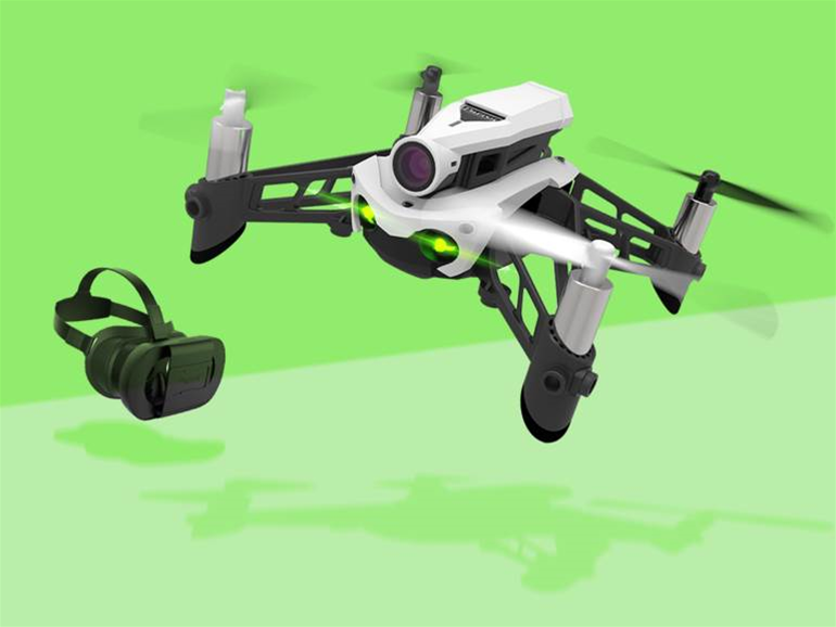 Parrot's Mumbo FPV flies in to teach your drone racing