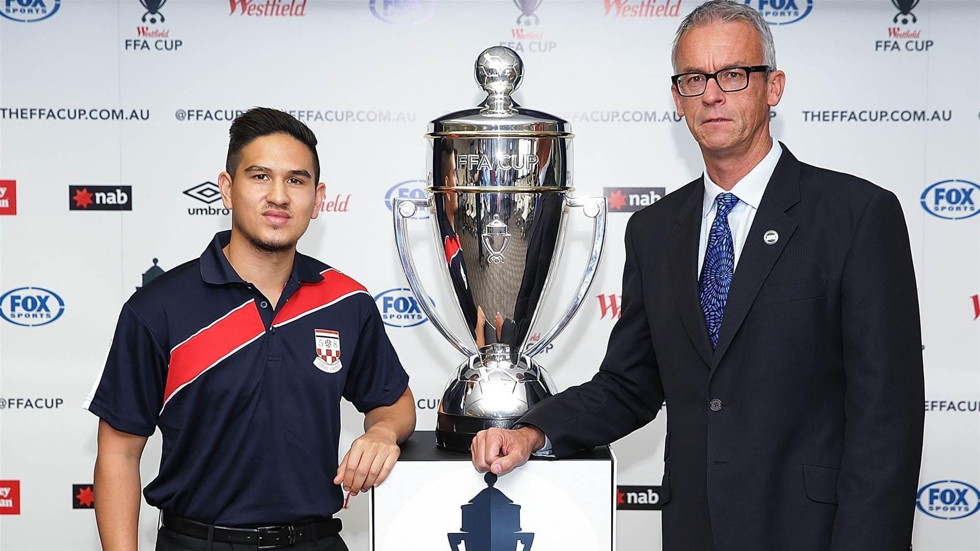 Kaz Patafta: My A-League Ambition