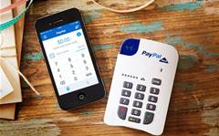 You can now buy the PayPay Here card reader over the counter
