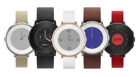 Pebble Time Round features, specs and release date: The Time Round is the world's thinnest smartwatch