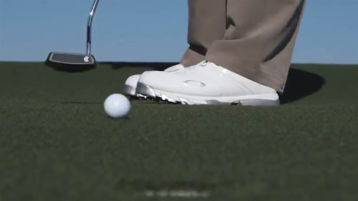 PELZ VIDEO TIP: The secret to being a great putter
