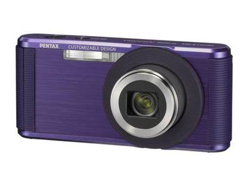 Pentax launches Optio LS465 compact