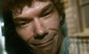 Gary McKinnon: Butterfly on a wheel