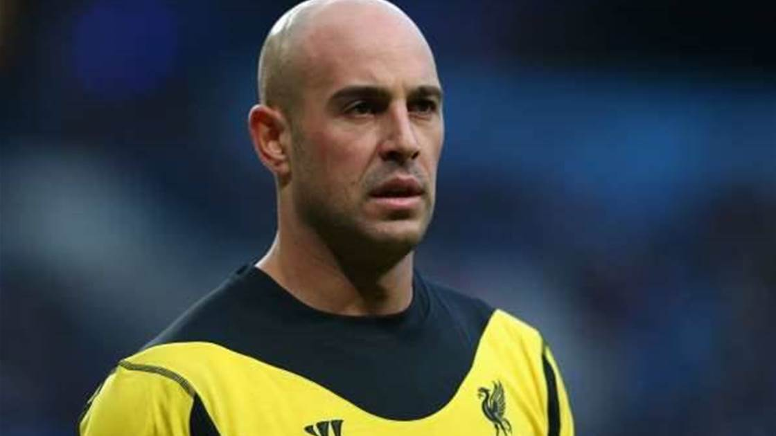 Reina: Liverpool forced me out