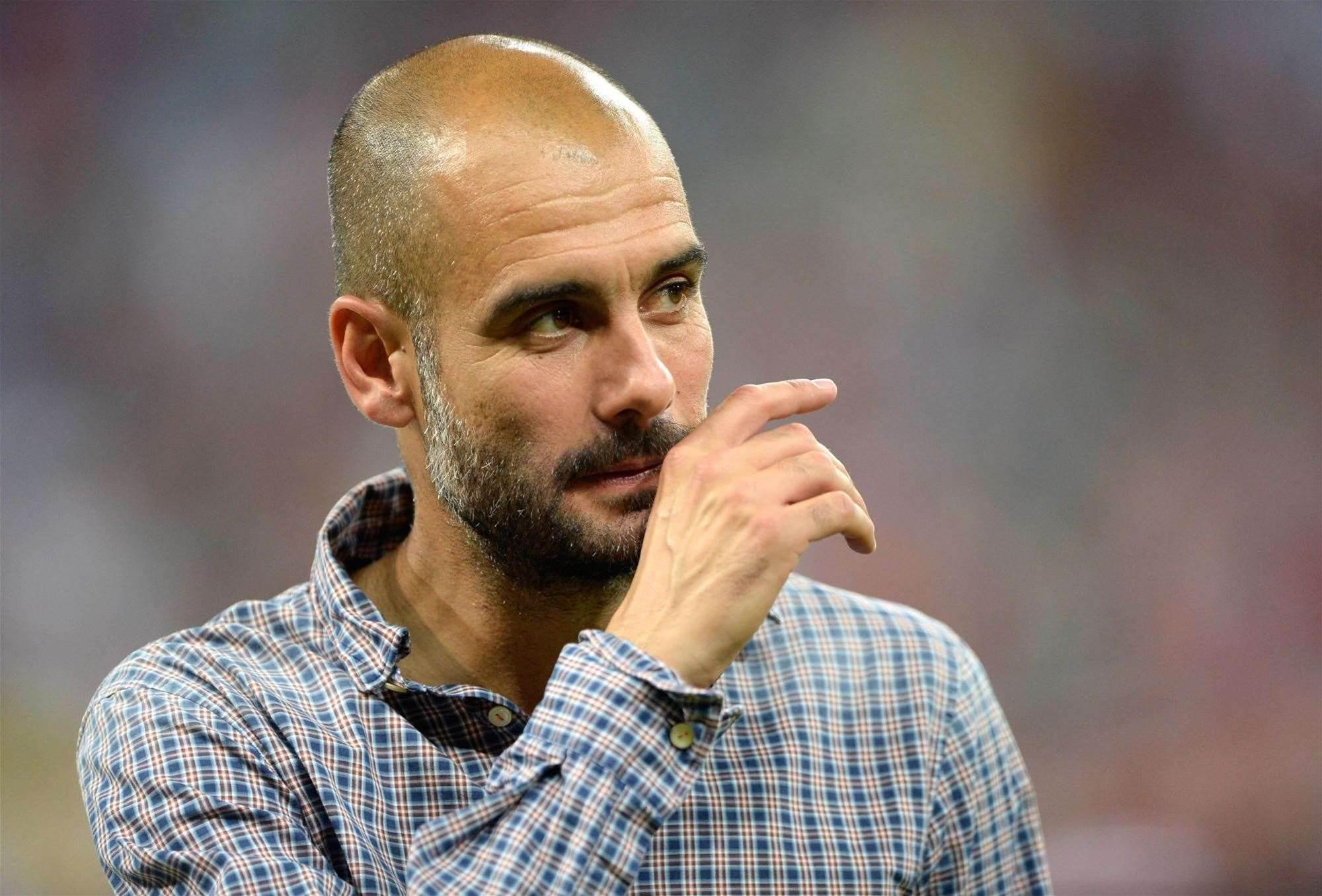 Guardiola: Bayern can't win every game 6-0