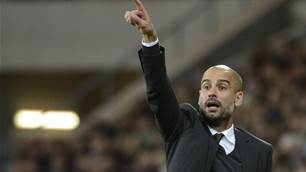 Guardiola hails record-breaking Bayern