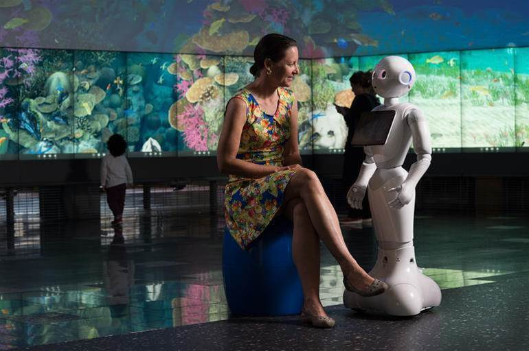 Qld govt staff could work side by side with robots