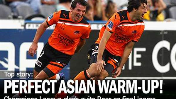 Asia's Perfect Warm-Up For Final