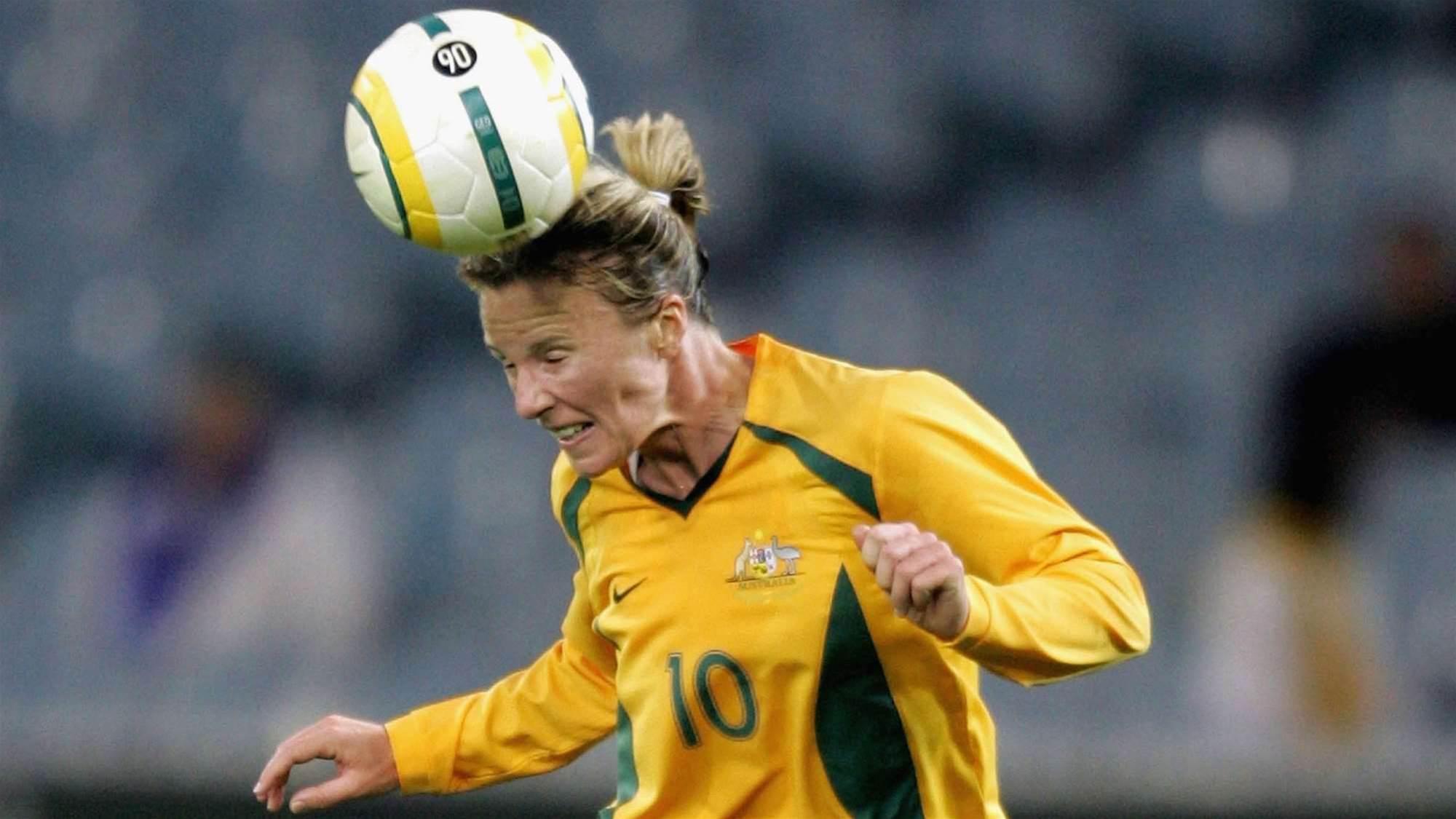 Matildas' gold ambition dampener