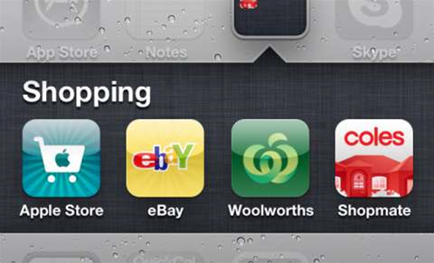 No cash or card to hand? Apple Store 2.0 includes in-app payment as well as Personal Pickup