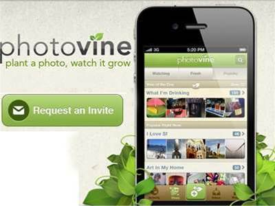 Google slips out another social site: Photovine