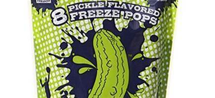 Are pickle freeze pops the 'Next Big Thing' for cyclists?