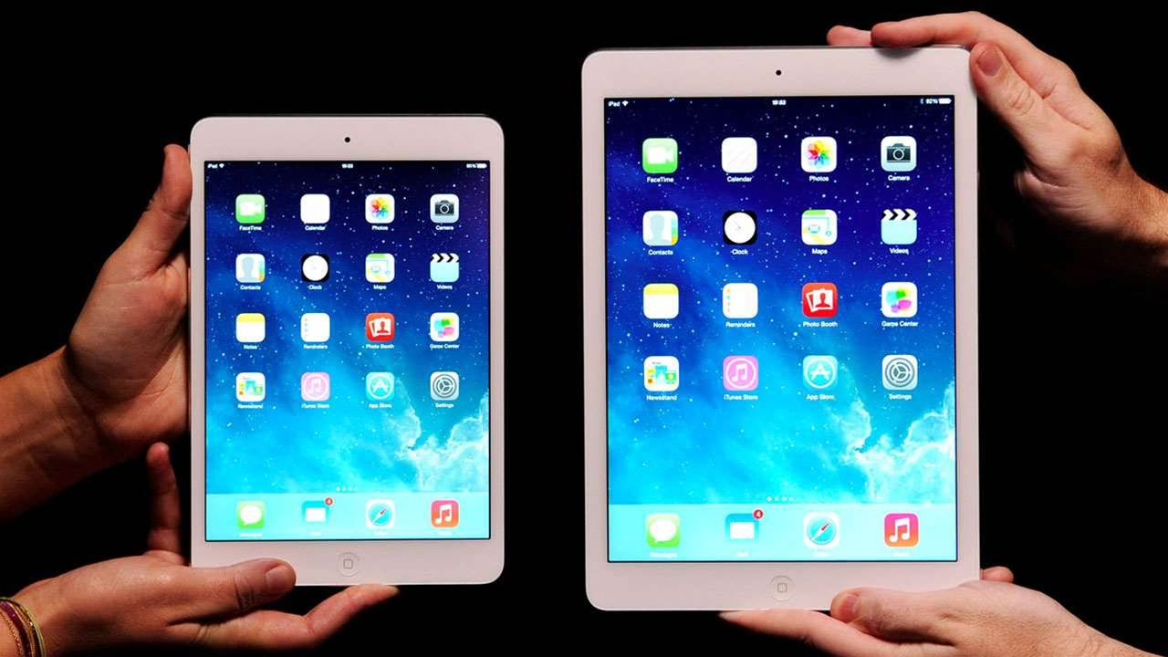 Apple updates iPhone and goes big with iPad Pro