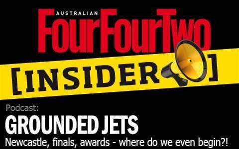 Podcast: Grounded Jets