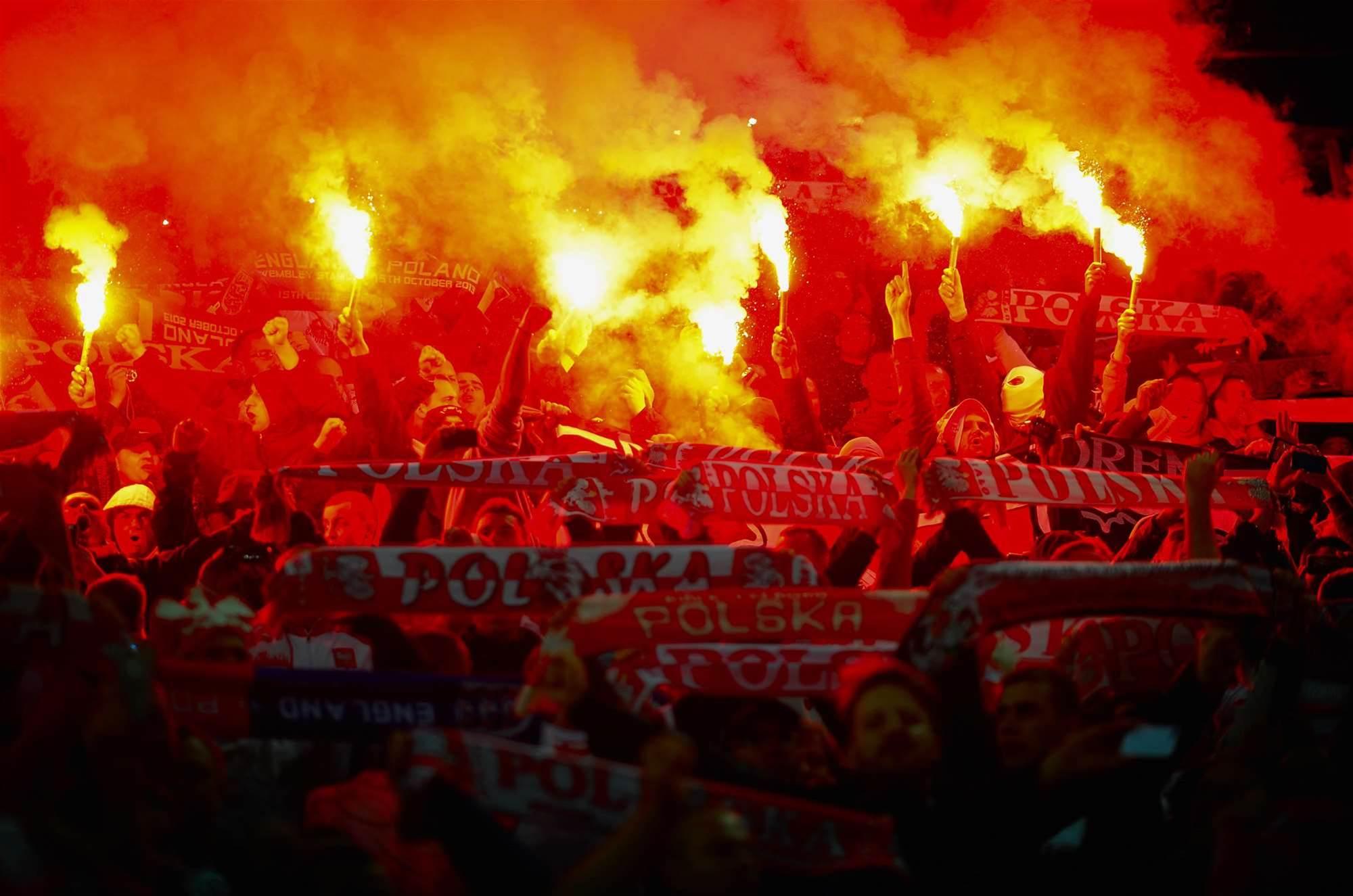 FIFA investigating Wembley incidents