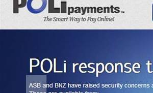 Banks concerned over POLi security