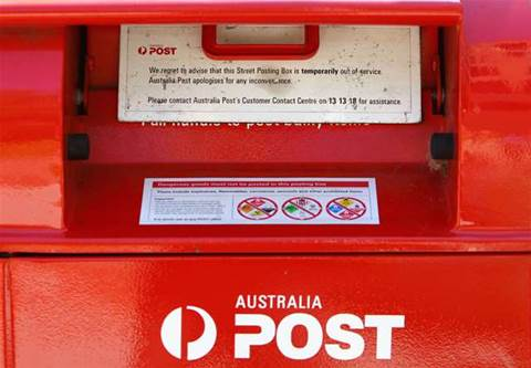 Mail call: Australia Post's new postbox offline for now