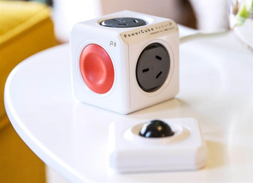 PowerCube's Sensor Series will turn off your lights with a clap