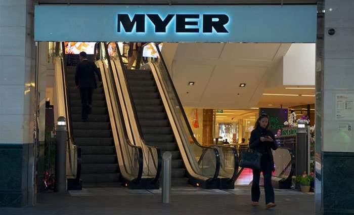 Myer equips store staff with iPads