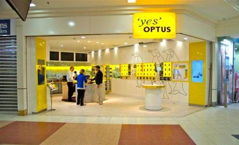 Optus net profit drops despite user, services growth
