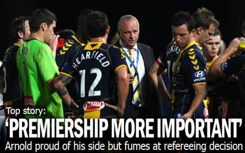 'Premier's Plate More Important'
