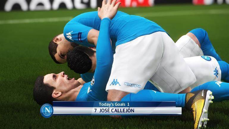 Review: Pro Evolution Soccer 2018
