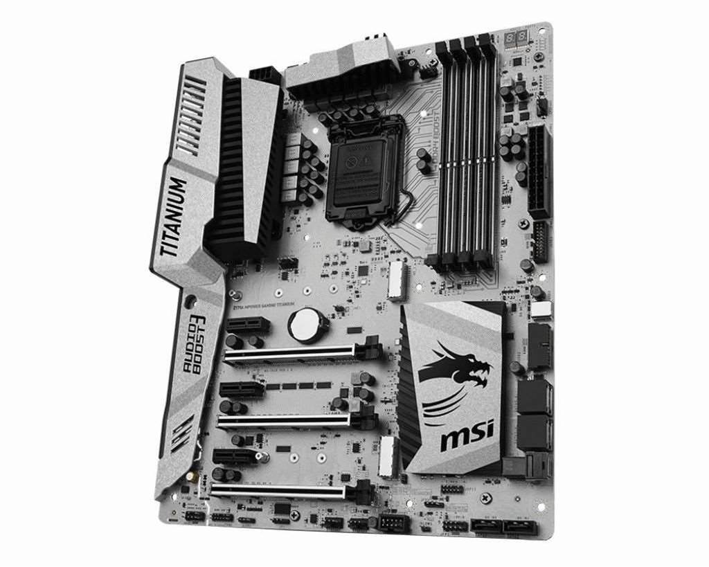 Review: MSI Z170A Mpower Gaming Titanium motherboard