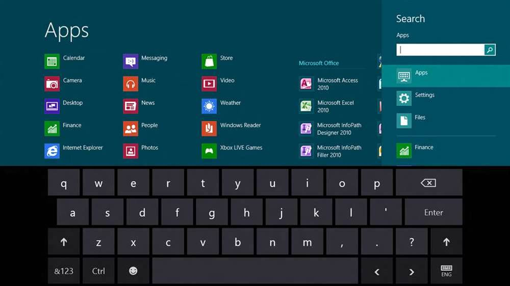 4 handy work apps for Windows 8